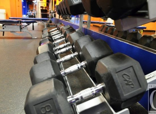 Tons of Weights